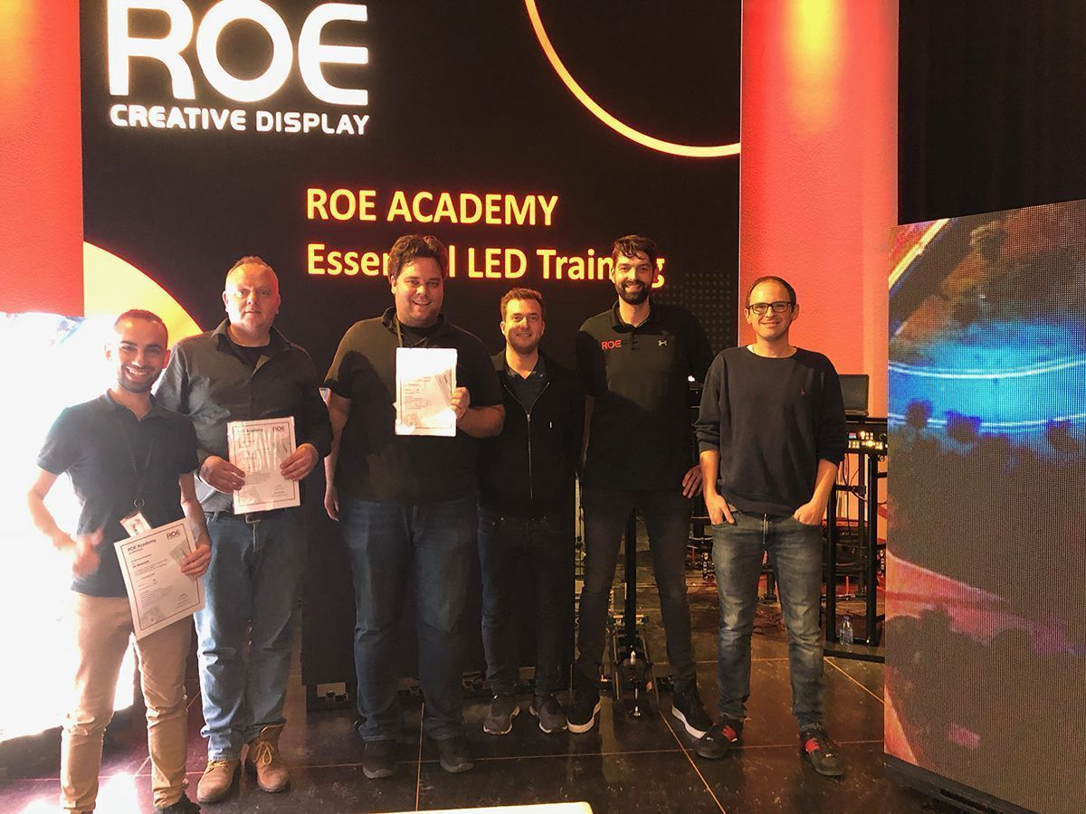 ROE Academy Continues Its Training Events in Europe