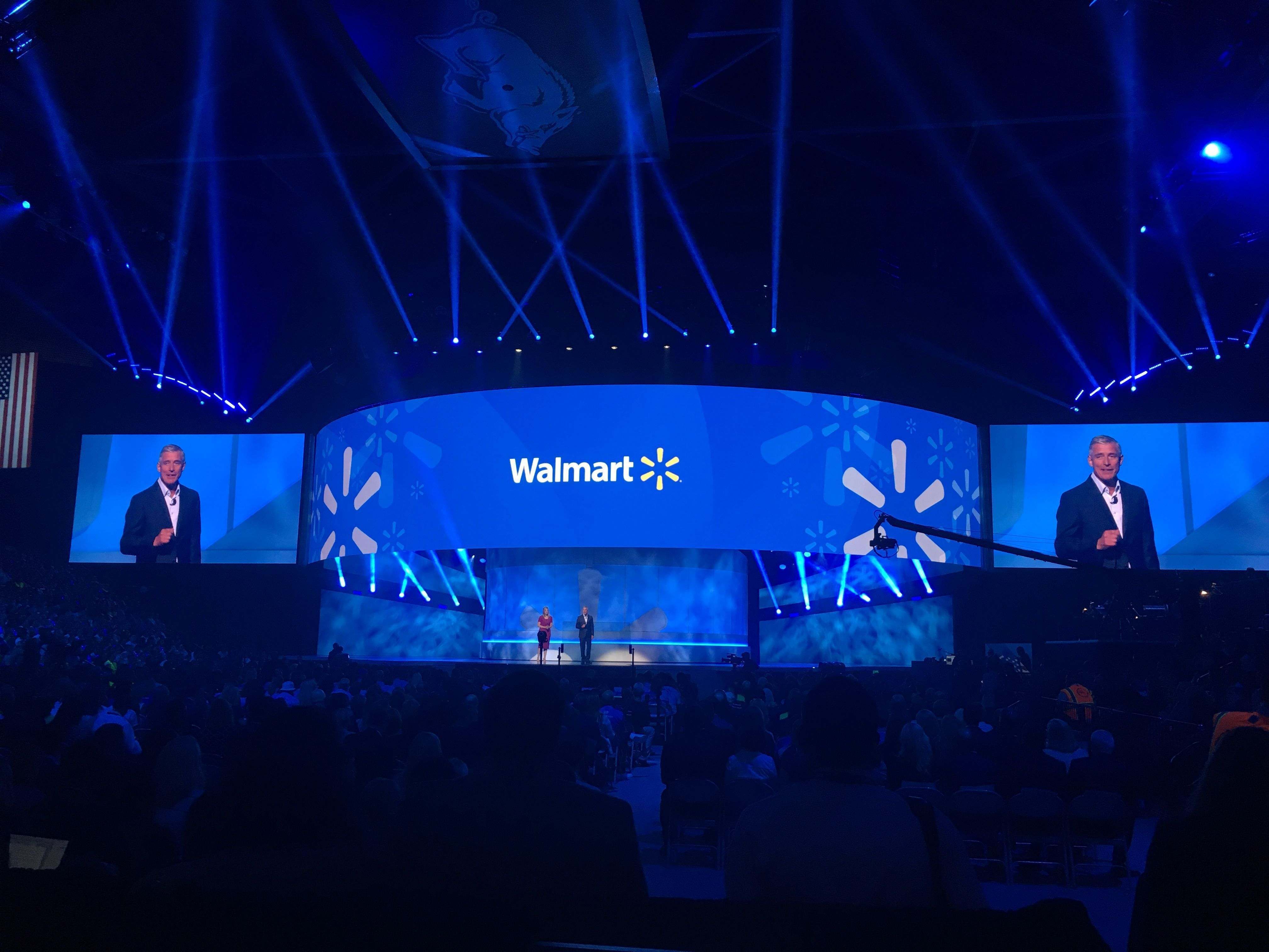 The 2017 Review of ROE Projects on Corporate Events Walmart