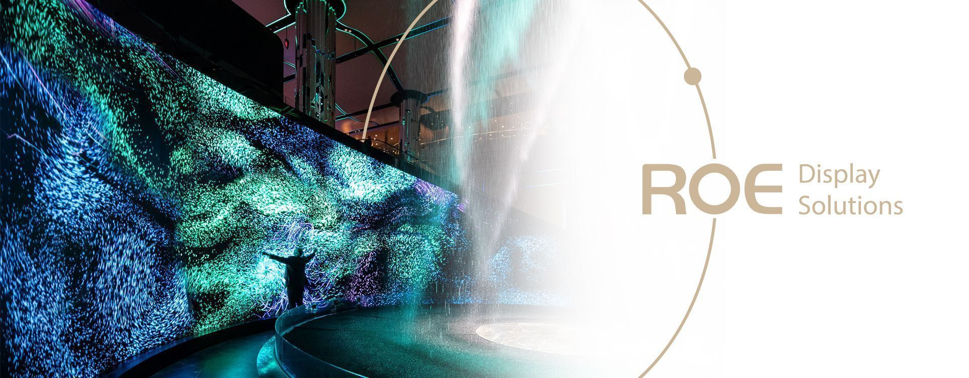 ROE Visual LED products for AV Integration or Permanent Installation